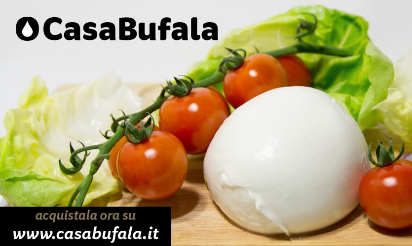 Mozzarella di Bufala Campana